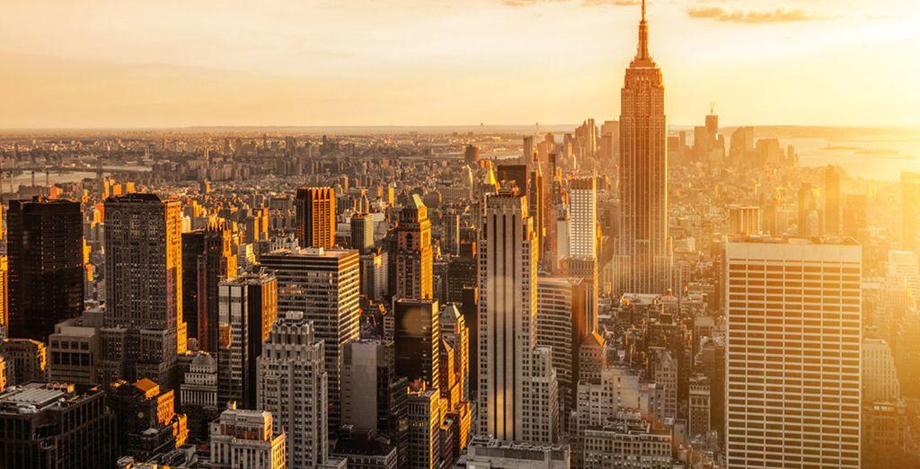Avant de rejoindre New York la tête pleine de souvenirs...