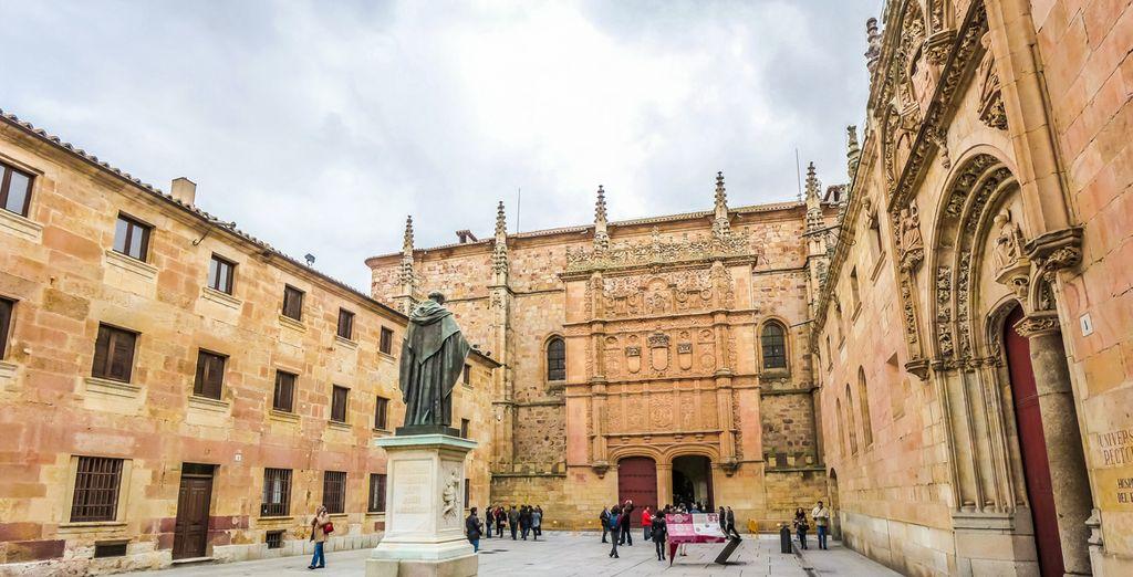 Sans oublier son université qui est l'une des plus anciennes d'Europe !
