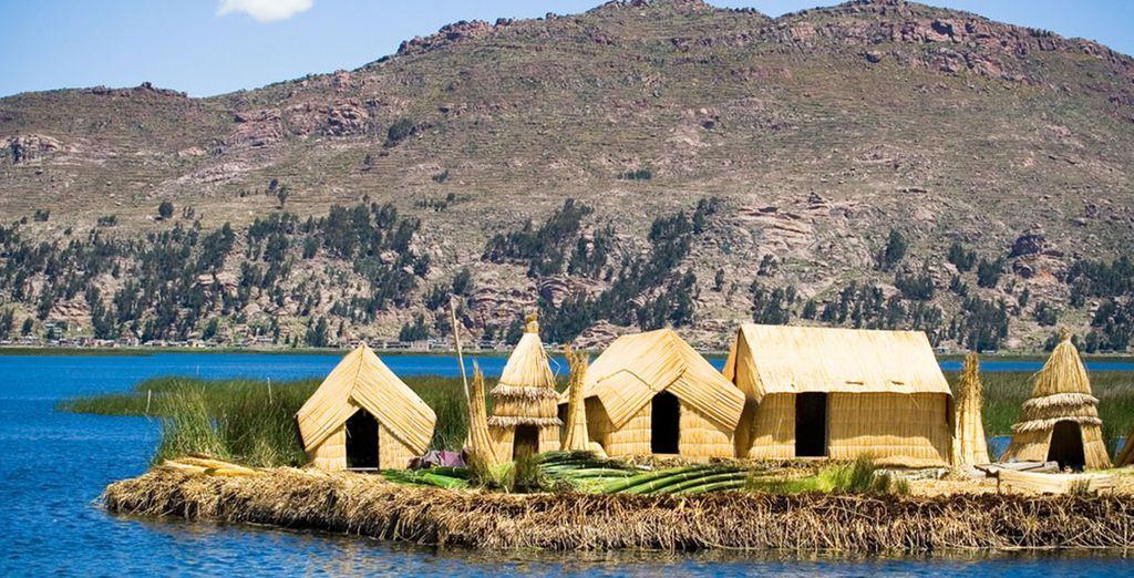 Et le mythique lac Titicaca