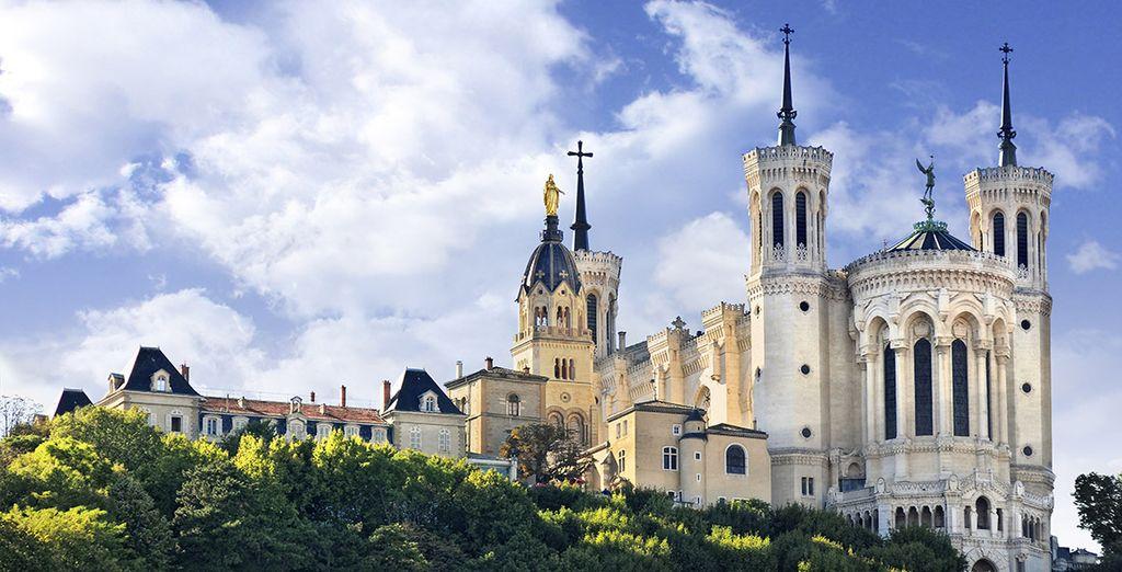 Séjour en liberté de Lyon au lac Léman, en hôtels 4*