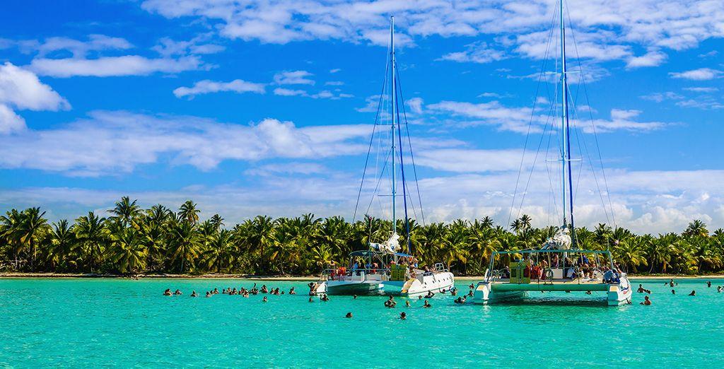 Île Maurice et activité nautique au cœur de l'océan