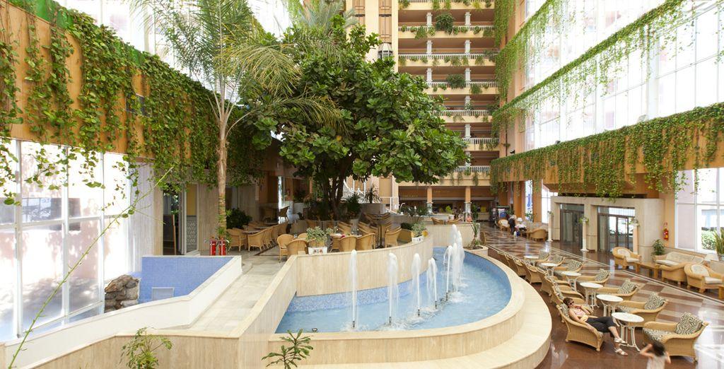 Un charmant hôtel 4* idéal pour un séjour en famille ou entre amis