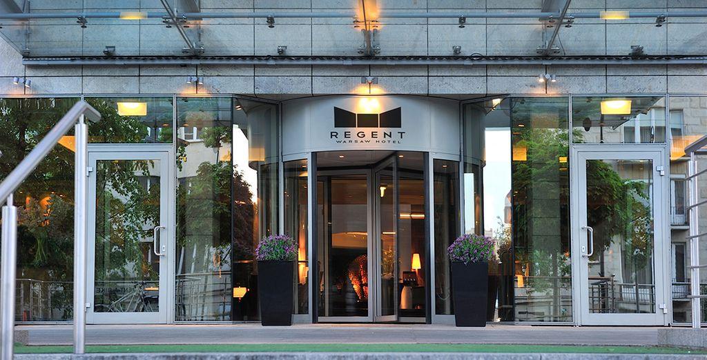 L'hôtel Regent Warsaw vous accueille pour un magnifique séjour