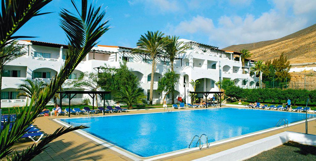 L'hôtel Magic Life Fuerteventura vous accueille