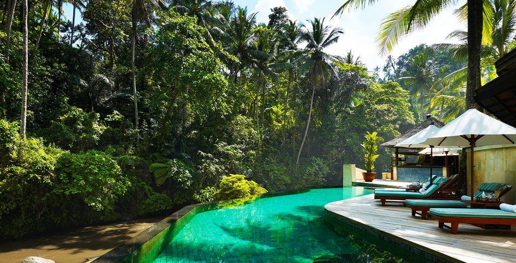 Envolez vous pour un combiné de rêve en Indonésie...