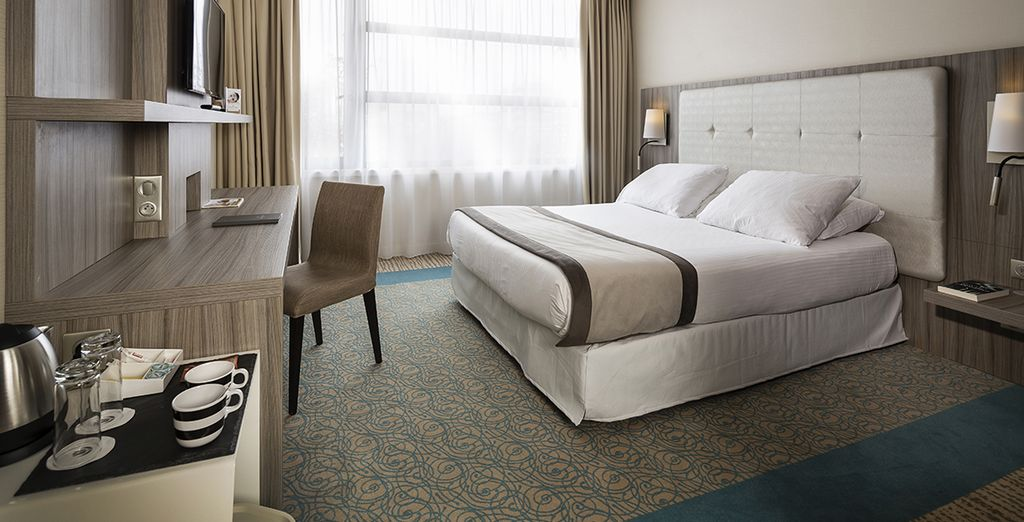 Golden Tulip Hotel and Spa 4*