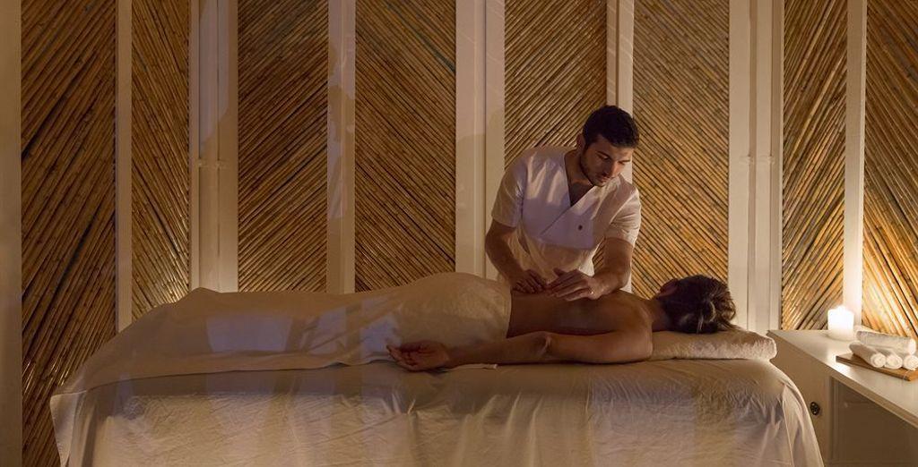 Pour craquer pour un massage délassant au Spa
