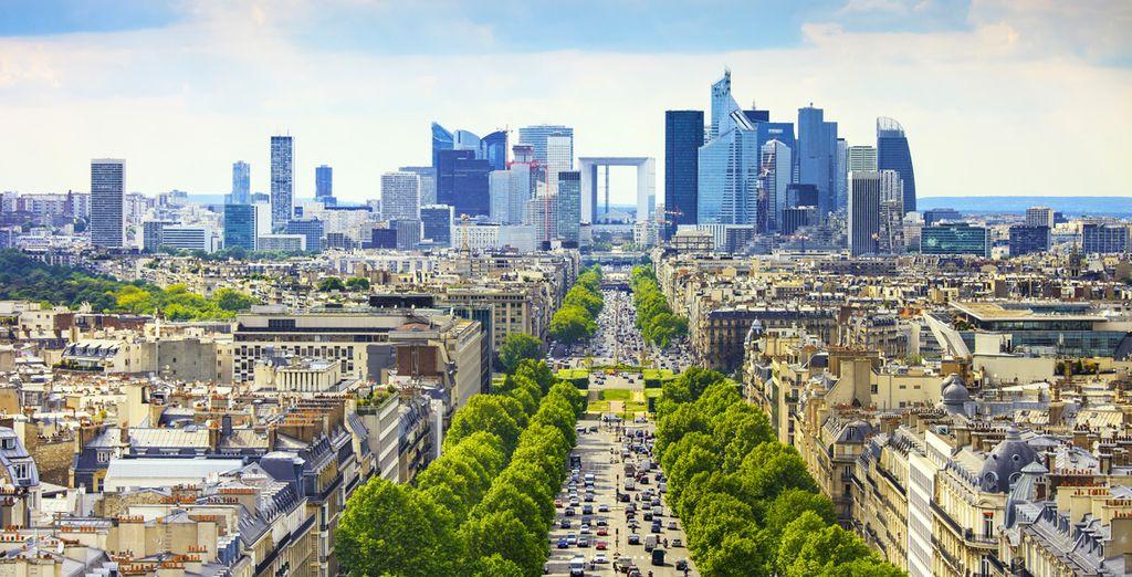 Découvrez Paris autrement...