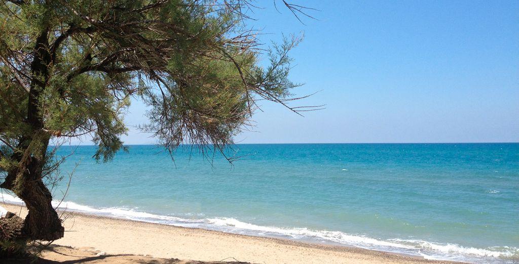 De belles plages vous attendent