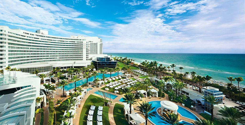 Fountainbleau Hotel Miami