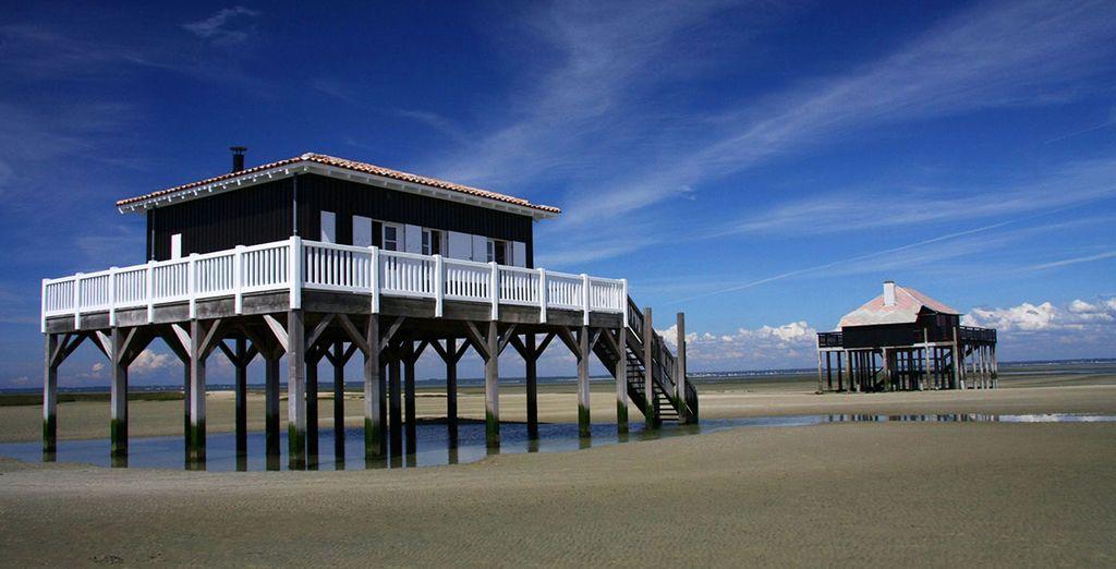 ... Vous aurez la chance de découvrir un haut lieu du tourisme balnéaire