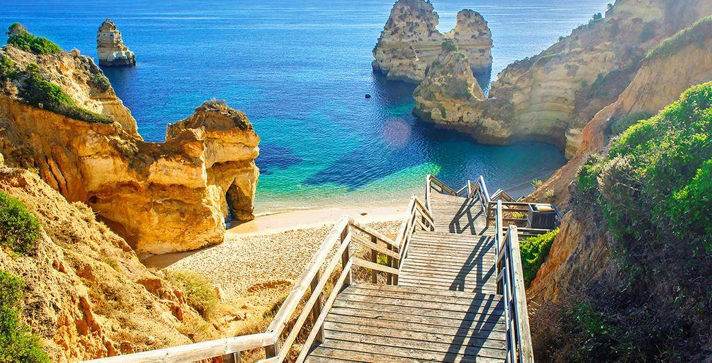 Bienvenue en Algarve !