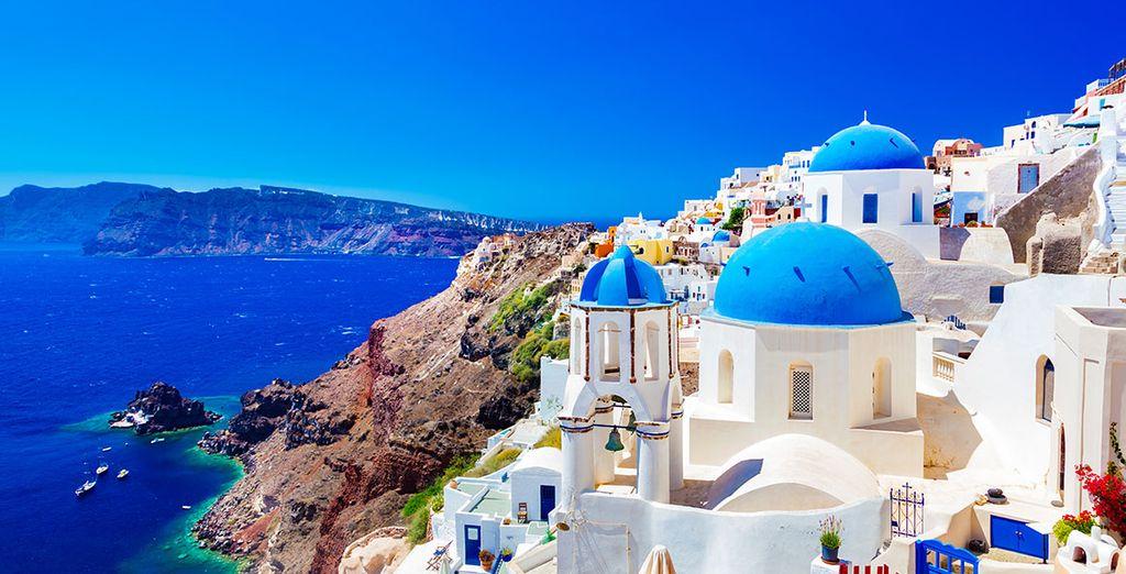 Circuit Grèce Romantique, Athènes et les Cyclades