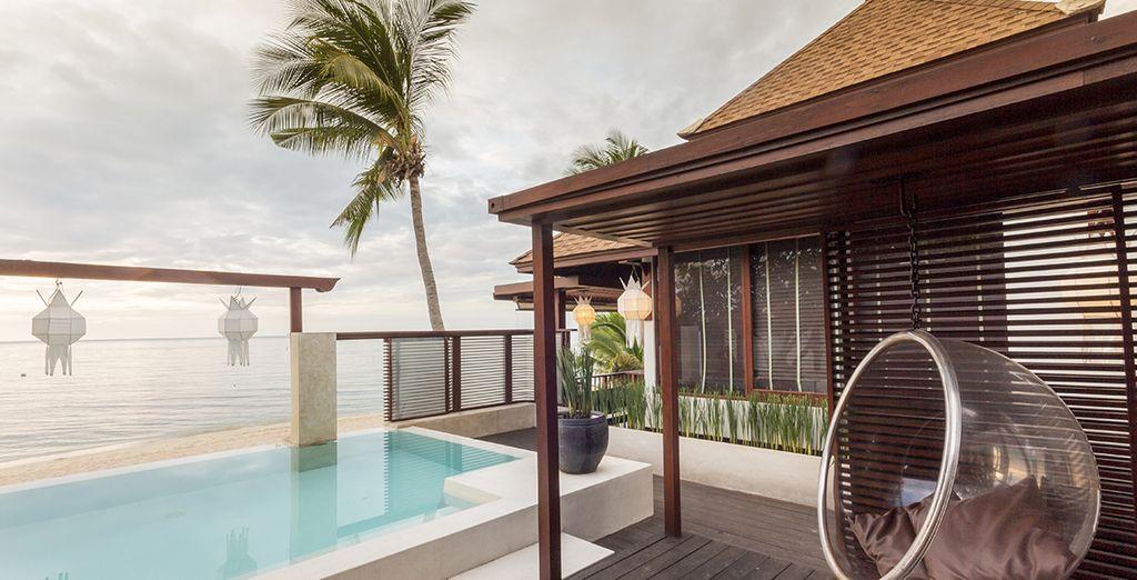 Le temps d'un séjour idyllique en plein cœur de la Thaïlande