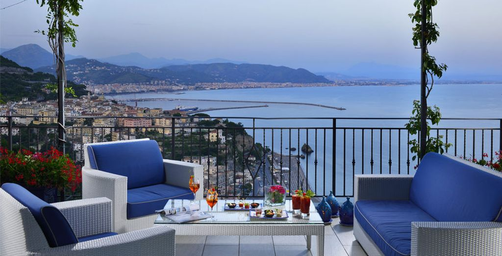 Vous apprécierez cet hôtel décoré avec goût et élégance.