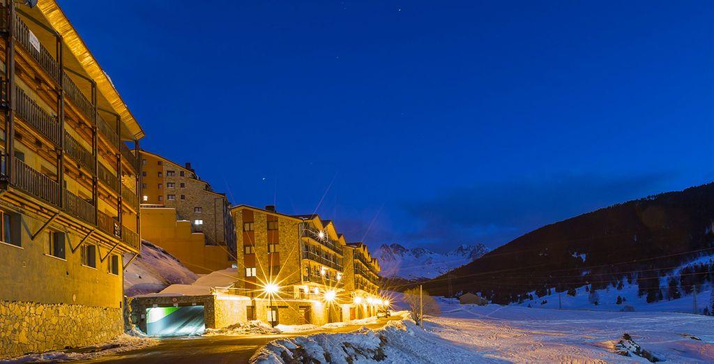 Installez-vous dans la résidence Pierre et Vacances Andorra Bordes d'Envalira