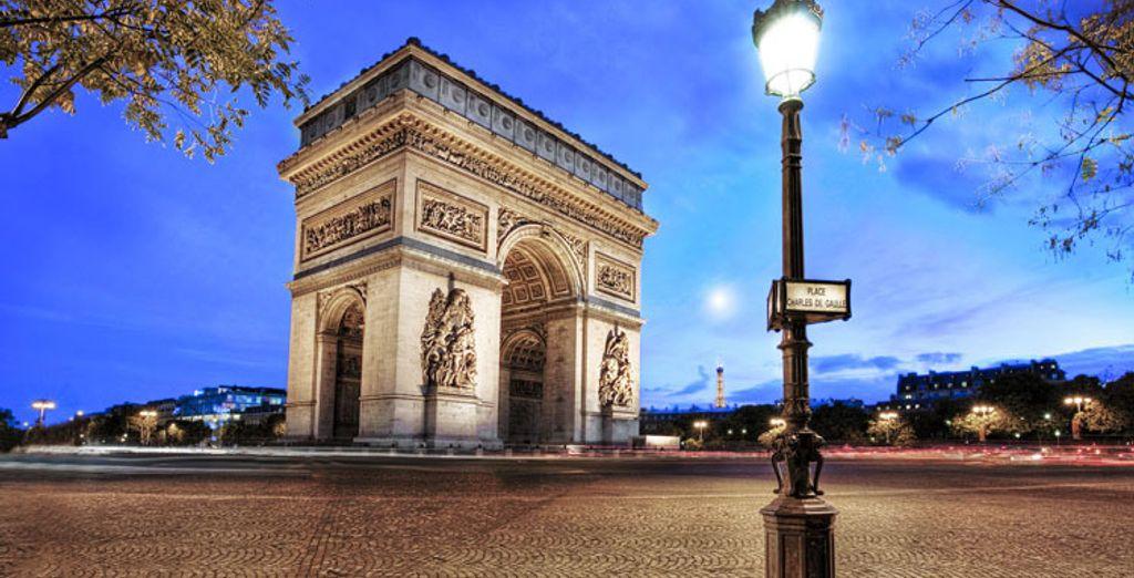 Bon séjour à Paris !