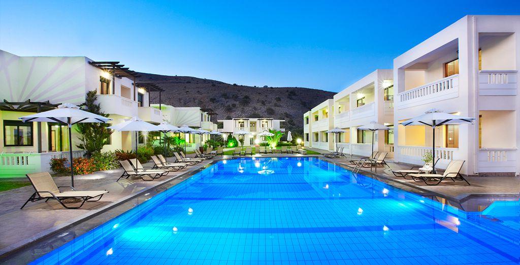 Offrez-vous une escale 100% douceur - Anna House Hôtel **** Georgioupolis