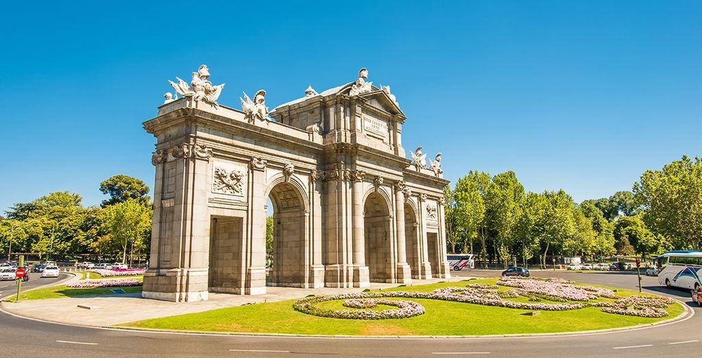 Madrid et ses merveilles vous laisseront des souvenirs inoubliables...