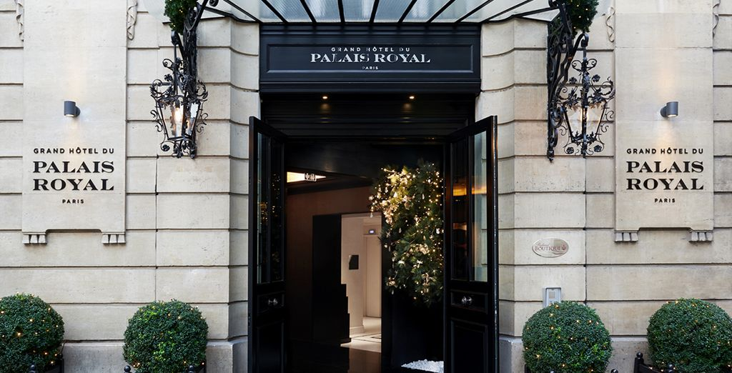 Le Grand Hôtel du Palais Royal 5*