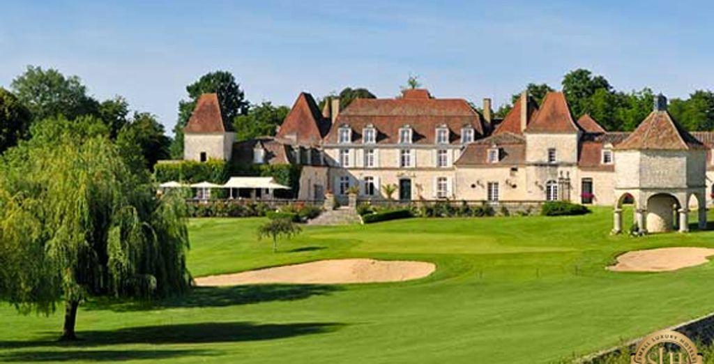 Le Château des Vigiers - Château des Vigiers Golf & Country Club **** Monestier