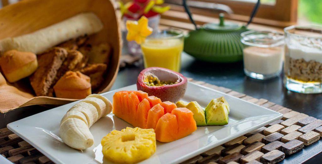 Vous séjournerez en formule petit-déjeuner, pour vous permettre d'organiser librement vos journées