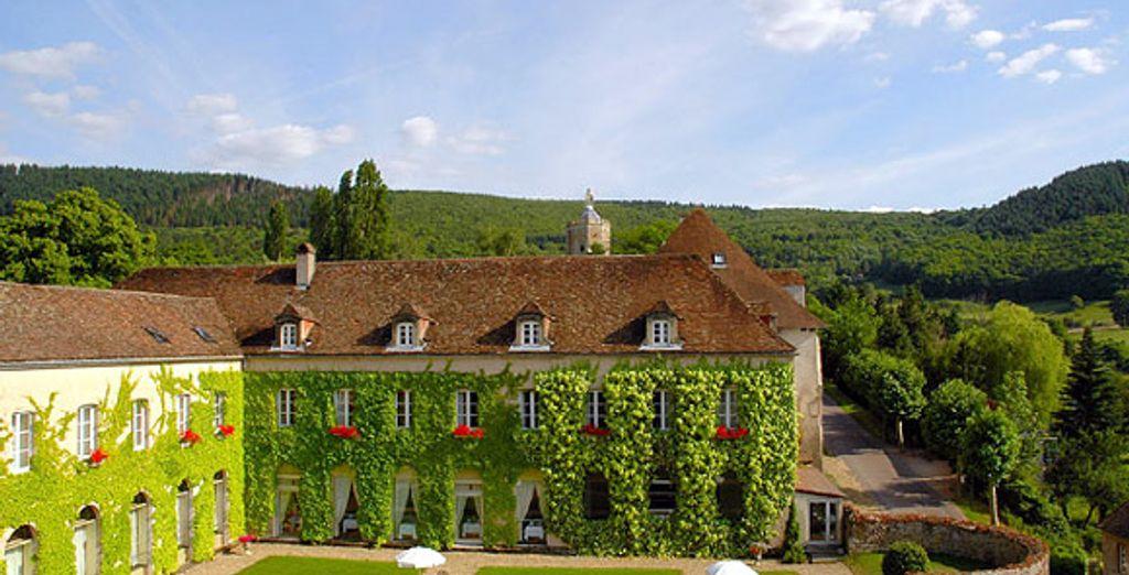 L'hôtel - Hôtel Les Ursulines Autun