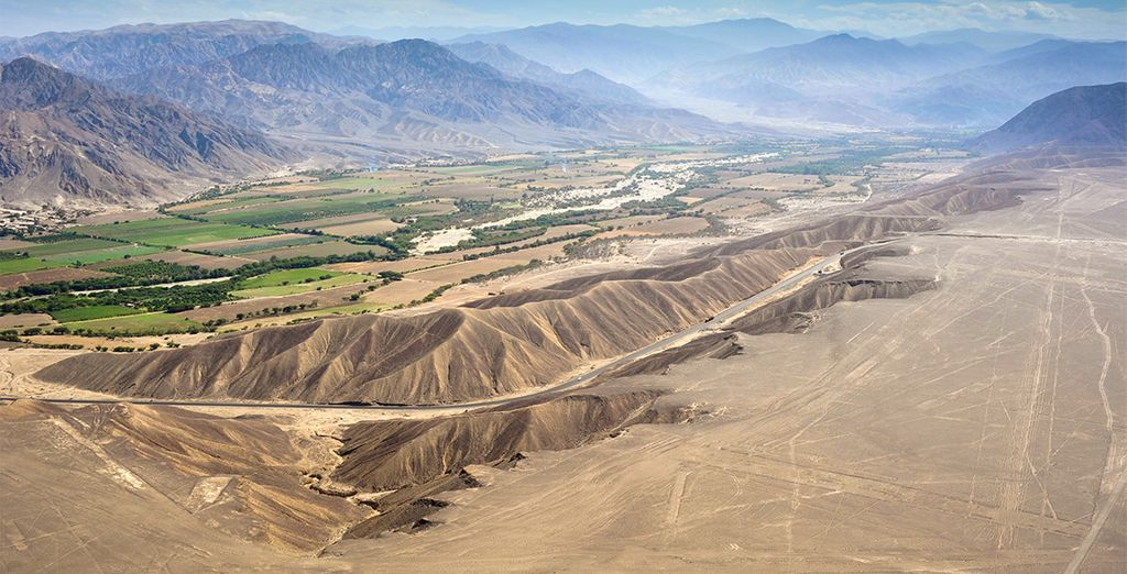 Pour continuer jusqu'à Nazca