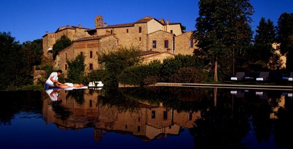 - Castel Monastero ***** - Castenovo Berardenga - Italie Castelnuovo Berardenga