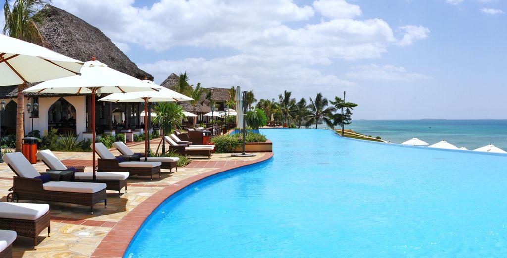 Bienvenue dans le cadre paradisiaque du Sea Cliff Resort