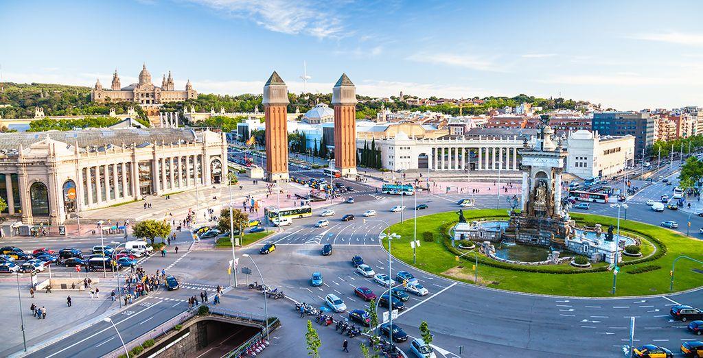 Et découvrez Barcelone autrement. Passez un merveilleux séjour...