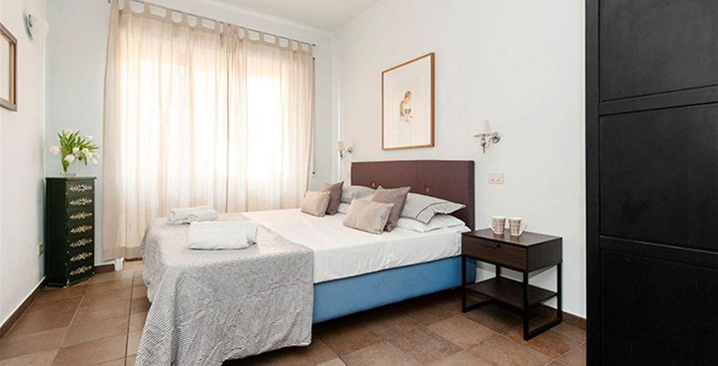 Appartement 7 : La troisième chambre