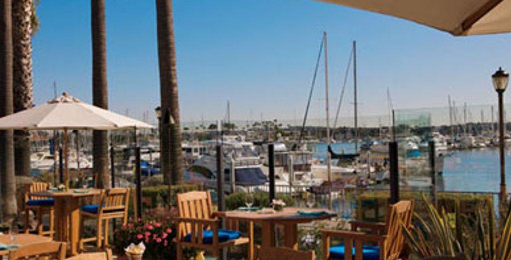 - Ritz Carlton Marine del Rey **** sup - Los Angeles - Etats-Unis Marina del Rey