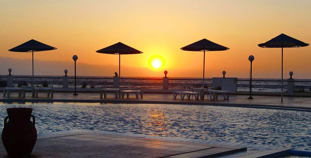 Envie de soleil pour finir votre été ?