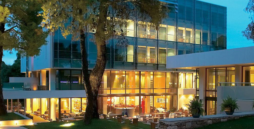 Rendez-vous à l'hôtel Gallery Life Athens !