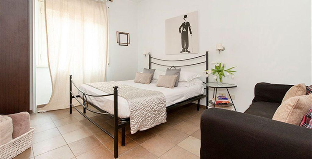 Appartement 7 : La deuxième chambre