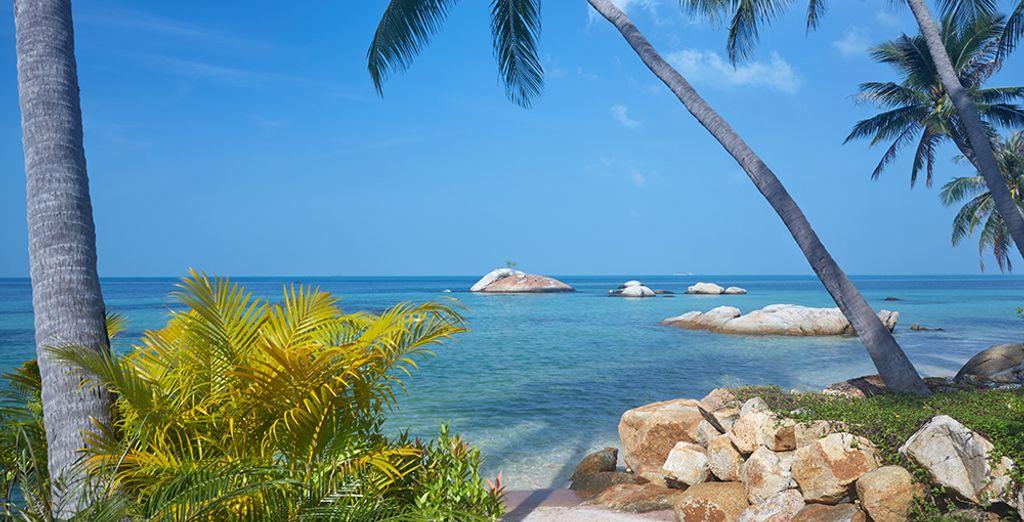 Le Kupu Kupu Phangan Beach Villas & Spa by l'Occitane vous attend !