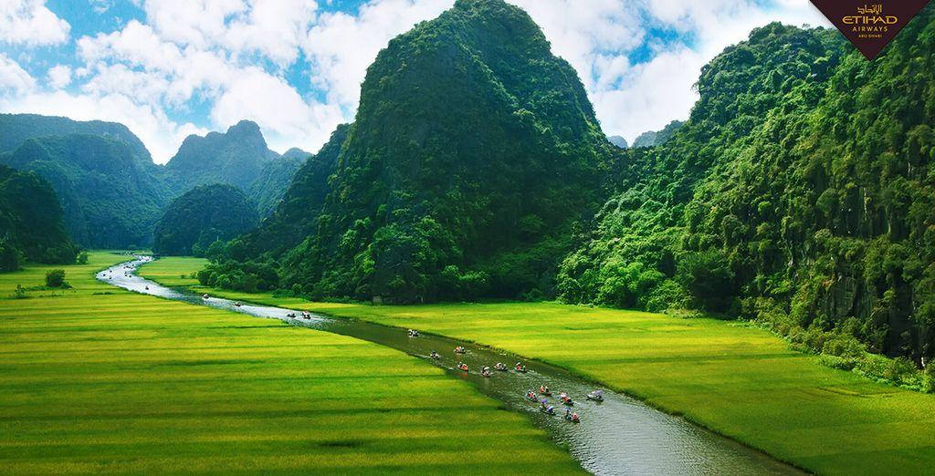 Partez à la découverte du Vietnam