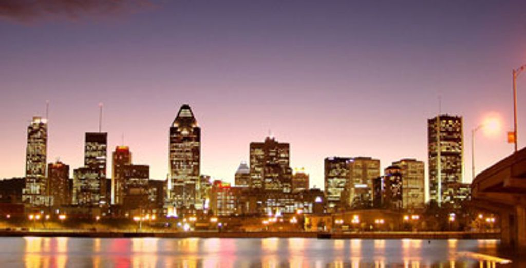 - Hotel Fairmont - The Queen Elisabeth 5* - Montreal - Canada Montreal