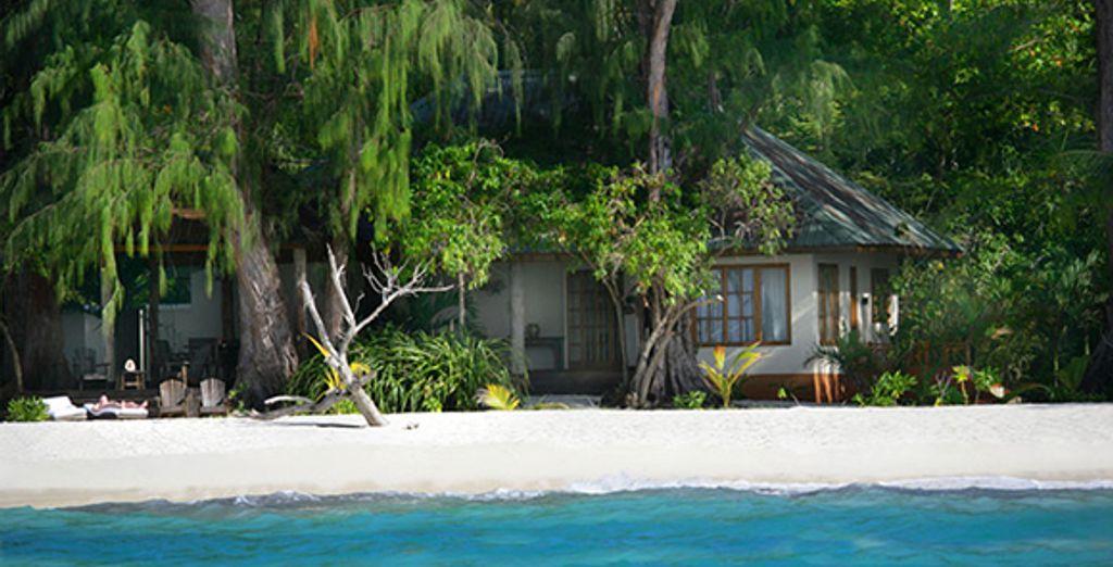 Un hôtel perdu au milieu de l'océan Indien - Denis Island ***** Denis Island