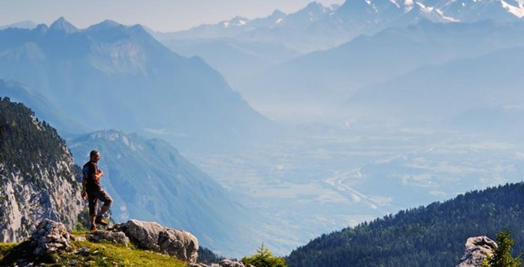 Les nombreuses randonnées à faire dans le Parc National de la Vanoise