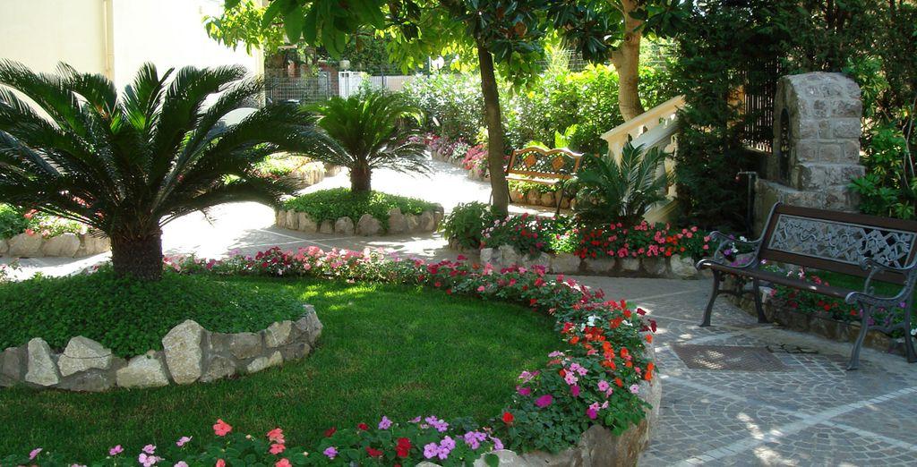 Prenez place au sein de votre hôtel 4*... - Hôtel Sant'Agata 4* Sorrento