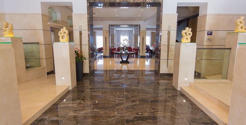 Poussez les portes de l'hôtel Maritim Antonine & Spa 4* - Maritim Antonina Hôtel & Spa 4* Mellieha