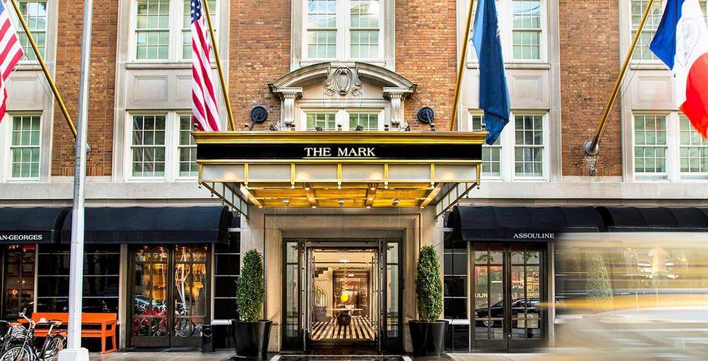Découvrez votre hôtel majestueux The Mark 5* - The Mark New York 5* New York