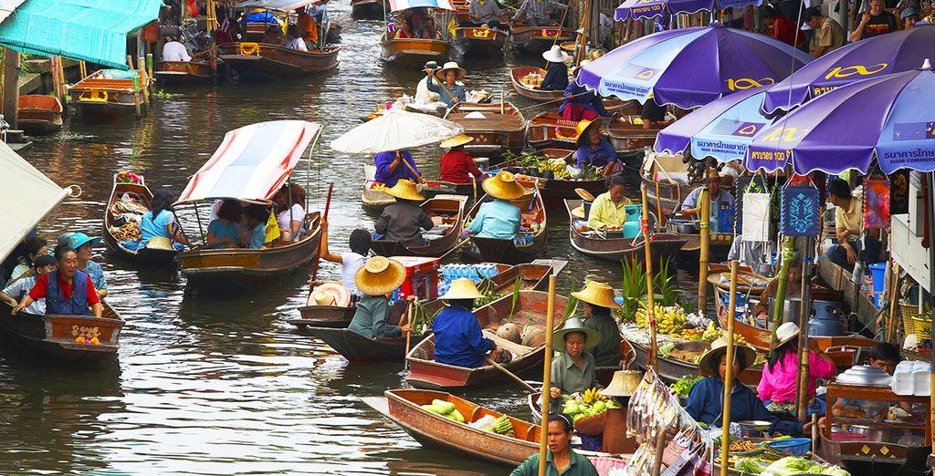 Plongez dans l'effervescence de Bangkok