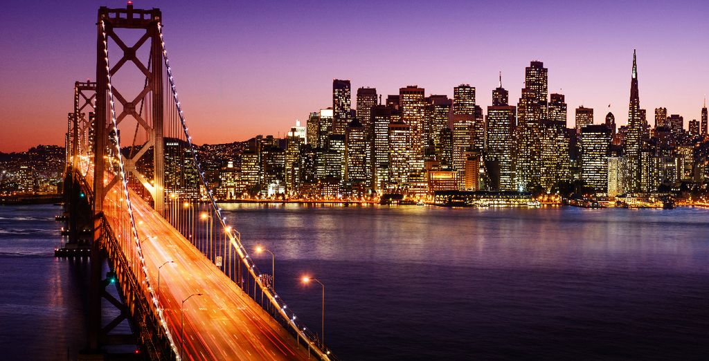 The City by the bay...