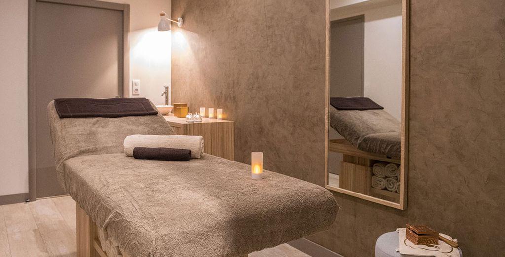 Hôtel détente et bien être offrant des massages hors du commun