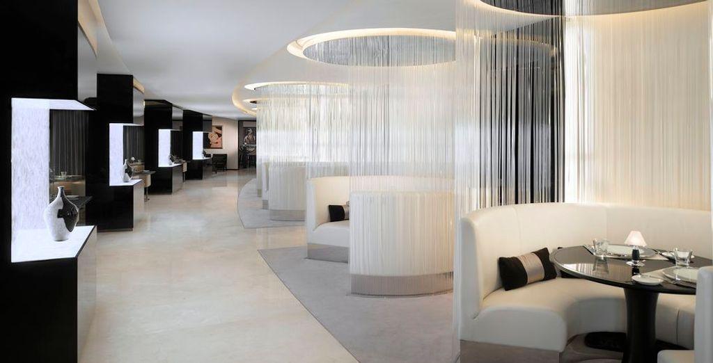 Un hôtel majestueux à l'élégance incomparable