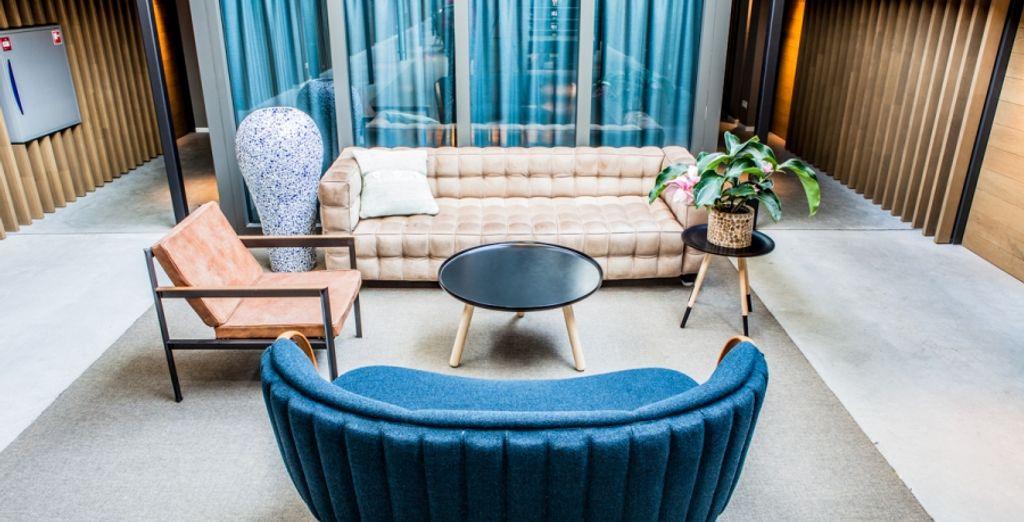 Tombez sous le charme du design contemporain de l'hôtel De Hallen