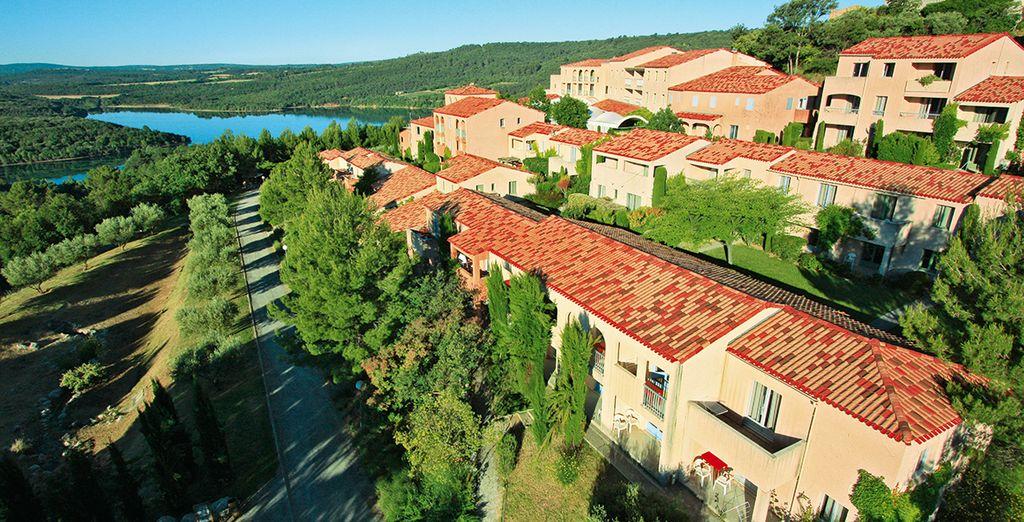 Choisissez un environnement reposant et dépaysant pour vos vacances en famille ! - Club Belambra Le Verdon Montagnac-Montpezat